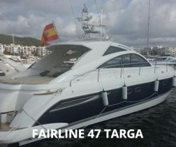 FAIRLINE 47 TARGA 1
